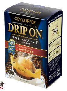 드립 온 스페셜 블랜드 6P/5세트 일본 명품 키 커피