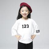 (가을신상)모란 엄마랑딸커플룩 123자수티[아이보리, 검정] 딸(S~JM) 엄마(free)