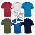 [프린팅] 반팔 티셔츠-USA fit (2000)