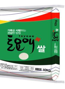 토요애 쌀 10kg / 새일미[2016년 경남 브랜드 쌀 평가 장려상!]