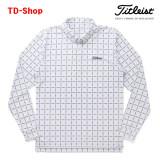 타이틀리스트 골프웨어 격자무늬 긴팔 셔츠 TWMC1706 티디샵