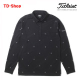 타이틀리스트 T로고 자수 긴팔 셔츠 골프웨어 TWMC1604 티디샵