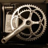 [중고][CAMPAGNOLO] Centaur Standard Crank - 172.5mm