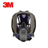 3M 마스크 전면형 면체 FF400 (양구형) 방진 방독