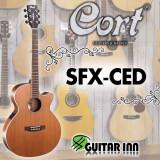 콜트 SFX-CED 탑백솔리드(시더탑) / 스트링,클립튜너증정 /정품보증서 / 콜트공식대리점
