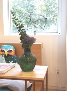 &K Vase 70 green / 화병