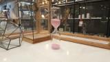 &K Hour glass pink 15 min