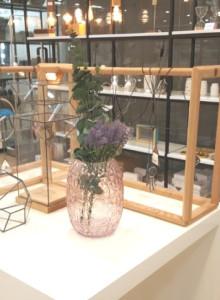 &K Vase 70 pink / 화병