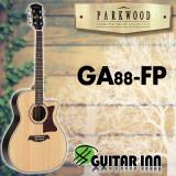 파크우드 GA88-FP탑백솔리드 /44.5mm / 엘알백스VTC 픽업장착 / GA바디 프리미엄 모델 / 공식대리점 / 완벽세팅발송