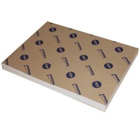 [스쿨문구] 무림제지 켄트지 130g 5절 1속 125매 흰색 도화지 캔트지 백상지