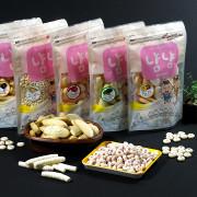 냠냠이 유기농 쌀과자 링/스틱 10종 모음