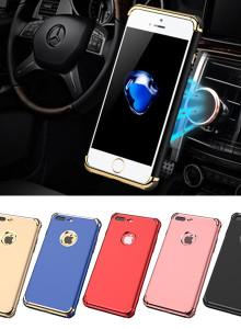 [아이폰7 6 S 플러스] 3in1 마그네틱 젤리 케이스