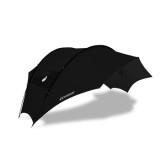 [그라운드커버] 루프하우스 감성타프 - 블랙(Black) / 하비타프, 그늘막, 피크닉타프, 4-6인용타프, 디자인타프, 미니멀캠핑, 백패킹 타프치는법 편리한 타프 추천