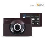 무상장착 파인뷰 X30 2채널 블랙박스 FHD/HD 국내최초 두배저장! 16G/32G [2017년 신제품/2배저장/오토나이트비전/Sony센서]