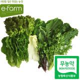 [이팜] 친환경 쌈모듬(200g)(무농약이상)