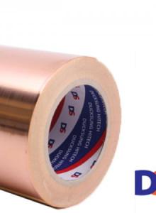 덕성 동테이프 50mm x 30M구리테이프 황동테이프 동테잎 동박테이프 전도성테이프
