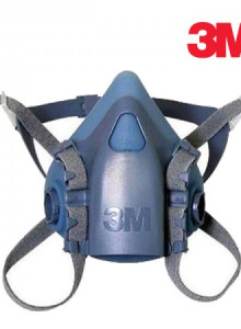 3M 마스크 면체 75023m3m마스크 방독마스크 방진마스크 7502 방독면 일반방독면 호흡보호구
