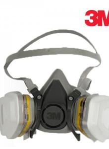 3M 방독마스크 6200 풀세트 6200+6003+5N11+501방독마스크 산업용마스크 3M마스크 안전마스크 방진마스크 일반방독면 호흡보호구 마스크 마스크휠터 마스크풀세트