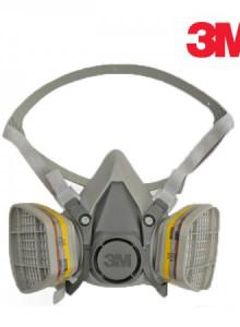 3M 방독마스크 6200+6003K 방독 세트방독마스크 산업용마스크 3M마스크 안전마스크 방진마스크 일반방독면 호흡보호구 마스크 마스크휠터