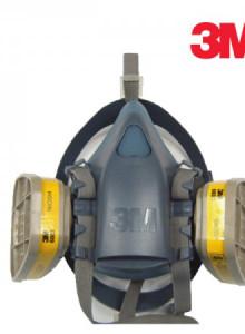 3M 마스크 7502 방독세트 7502+60033m3m마스크 방독마스크 방진마스크 7502 방독면 일반방독면 호흡보호구