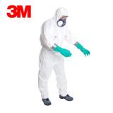 3M 보호복 4545 분진 방진복.방역복(과학수사.바이러스)