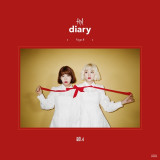 볼빨간사춘기 - Red Diary Page.1 (미니앨범) 포토카드 2종