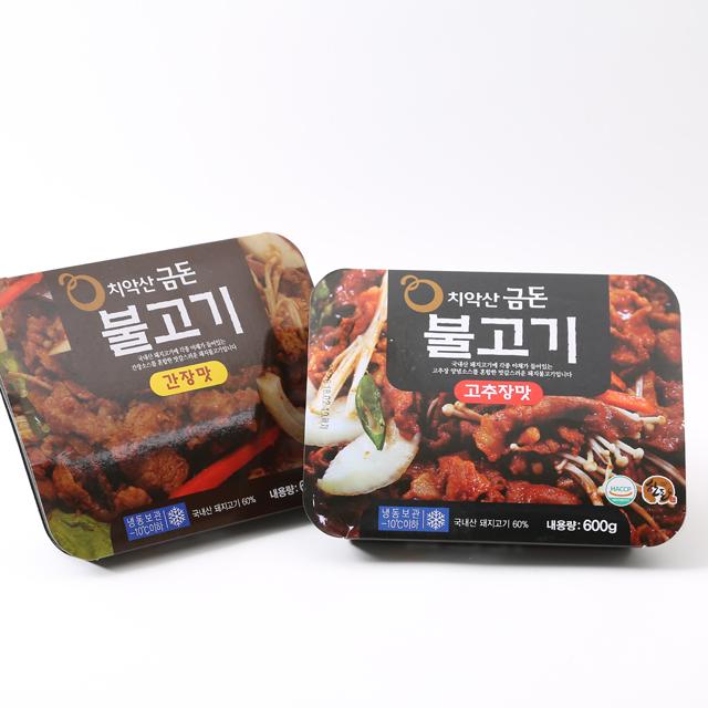 치악산금돈 양념불고기[간장맛/고추장맛]