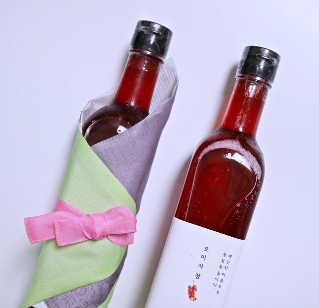 수제 생오미자 발효청 (550g)
