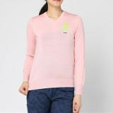 [해외] 마크앤로나 여성 아이코닉 스웨터 (핑크)-MARK & LONA Iconic Sweater MLW-17W-B01