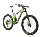 2016 캐논데일 트리거 카본산악트레일자전거 27.5 S사이즈 특가 실측 12.2kg