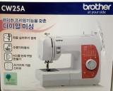 [코스트코] 브라더 재봉틀 CW25A 214900 / BROTHER