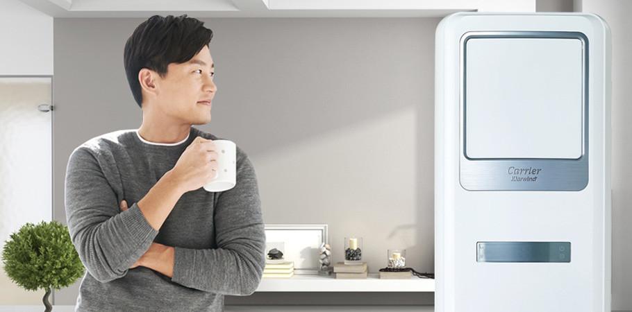 캐리어에어컨 인버터 스탠드 냉난방기18평 업소용 CPV-Q186SBB