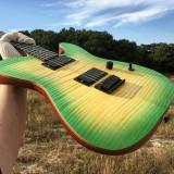 Gilmour MODERN-T HARDTAIL EMG (길모어 모던T HARDTAIL EMG : MUSIC CHINA 2017 국제악기박람회 출품작)