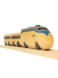 KTX고속열차 전동원목기차놀이세트