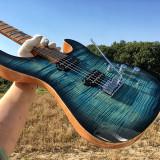 Gilmour SARK BLUEMOON (길모어 삵 블루문 : MUSIC CHINA 2017 국제악기박람회 출품작)