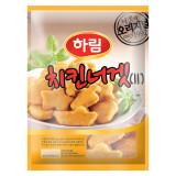 하림 치킨너겟(Ⅱ) 1,000g / 별모양 하트모양 등 눈이 즐거운 치킨요리