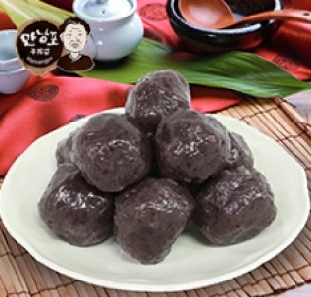 만낭포 흑삼이 감자떡(1.7kg)