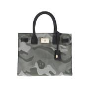 [당일배송] 마크앤로나 시크니쳐 카모 제인 백 (카키) - MARK & LONA Signature Camo Jane Bag ML-ZY36
