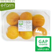 [이팜] [GAP인증] 노지 감귤(2S~M 특)(850g)
