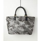 [해외] 마크앤로나 시크니쳐 카모 빅 토트 백 (브라운) - MARK & LONA Signature Camo Tote Bag ML-ZY30