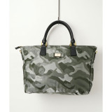 [당일배송] 마크앤로나 시크니쳐 카모 빅 토트 백 (카키) - MARK & LONA Signature Camo Tote Bag ML-ZY30