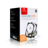▶HGST공식유통사/당일출고/3년보증◀ 4TB DeskStar NAS HDN726040ALE614 패키지 (SATA3/7200/128M/2PACK)