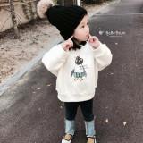 북유럽풍 겨울 아기 유아 맨투맨