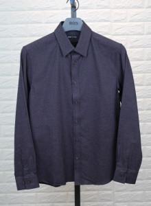 BON 멜란지패턴 기모 셔츠 GF6WBA575