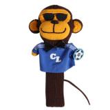 [당일배송] 클라스키 골프 드라이버 헤드커버 (사커 몽키) - clasky Driver Knit head cover (Monkey Soccer player)