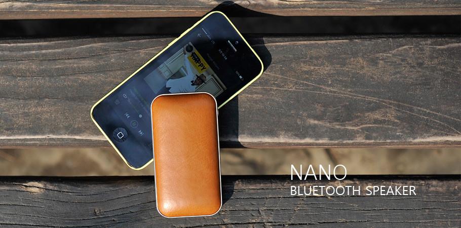 [무아스] 블루투스 스피커 나노 / Mooas Bluetooth Speaker NANO - 컴팩트 프리미엄 블루투스 스피커