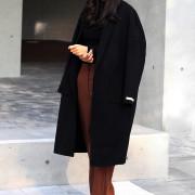 핸드메이드 코트 (2color)