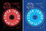 SET(Black Suit+One More Chance+포스터2종+지관통) 슈퍼주니어 (Super Junior) - 정규 8집 [Play]