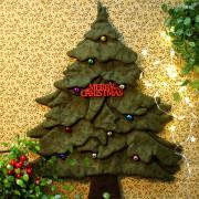 [DIY 키트]크리스마스 트리 벽걸이