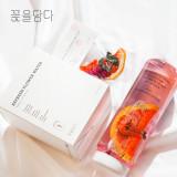 [꽃을담다]리프레시플라워워터(자몽&맨드라미)-10개입